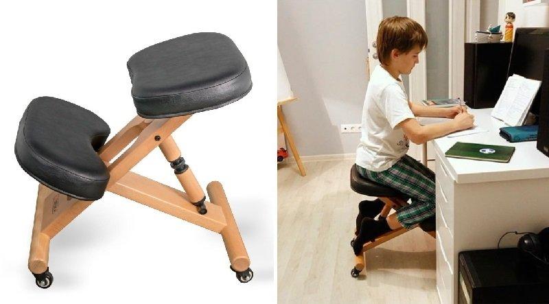 как избавиться от привычки сидеть нога на ногу