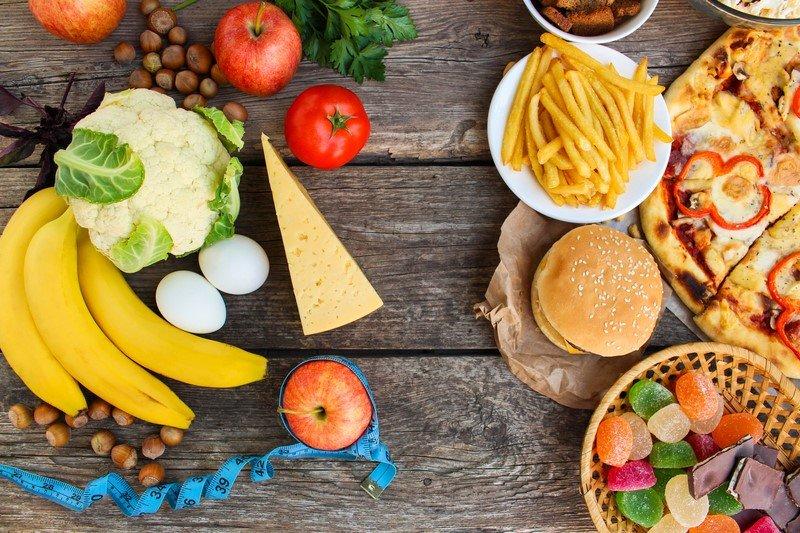 бюджетное правильное питание