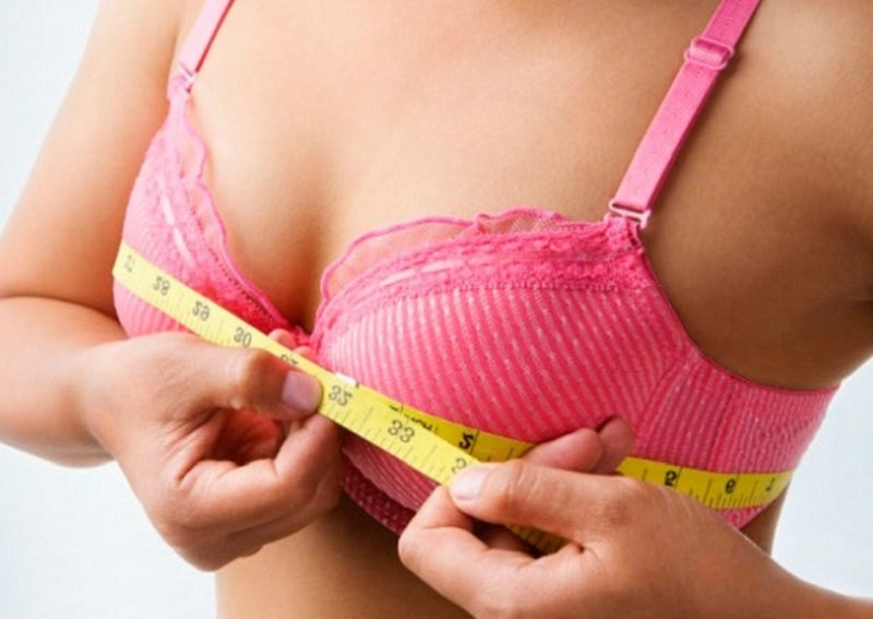 уменьшилась грудь гормоны