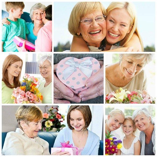 подарок для бабушки своими руками