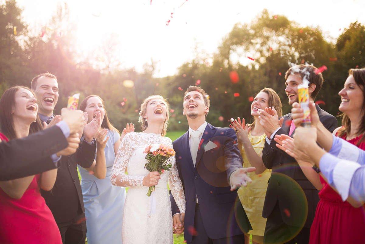 подарок на свадьбу вместо цветов