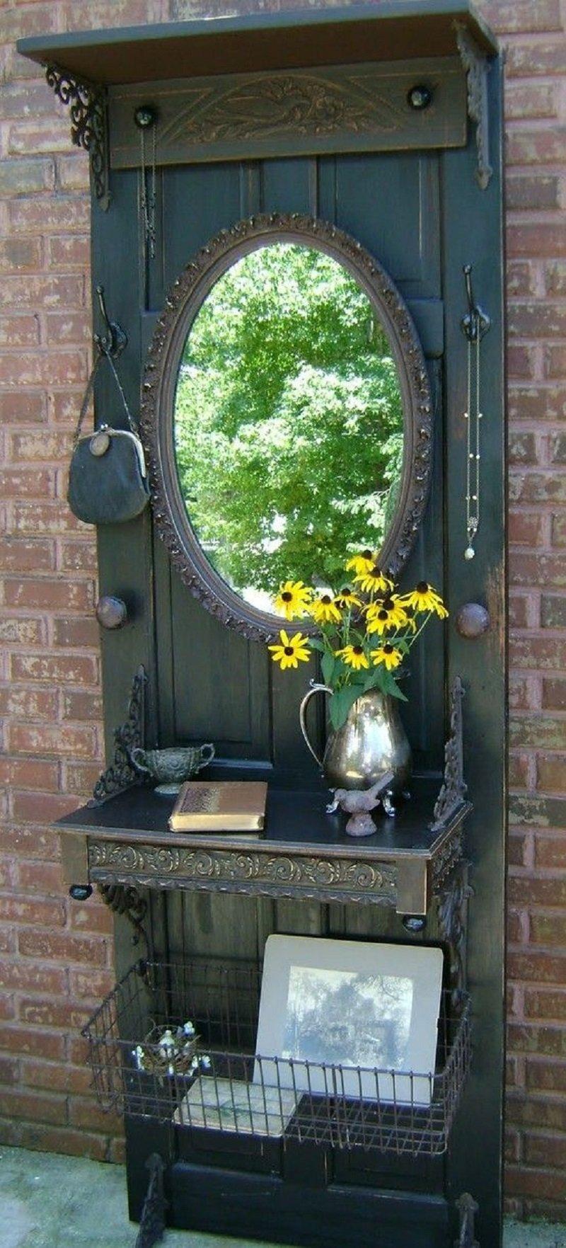 поделки из дверей
