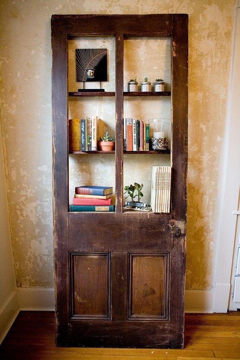 Книжный шкаф дверь своими руками 68