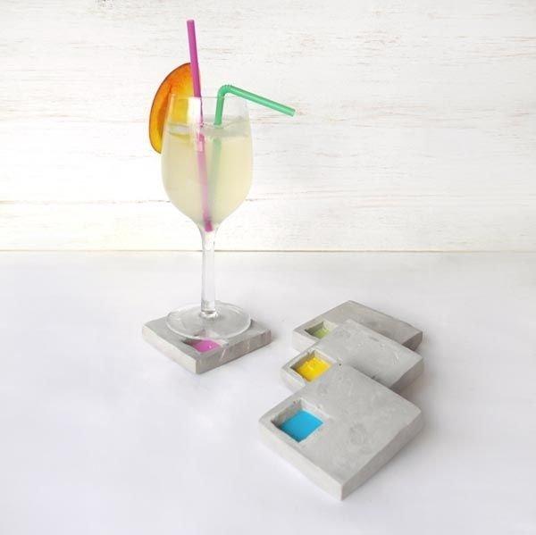 подставки для стаканов