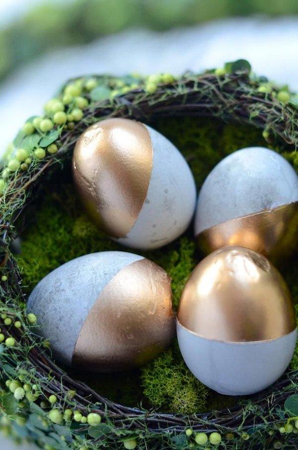 яйца из цемента