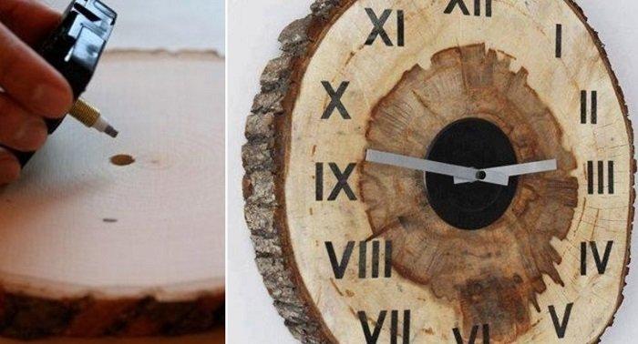 актуальные поделки из дерева