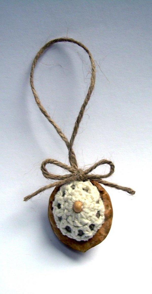 поделки из грецких орехов для детей