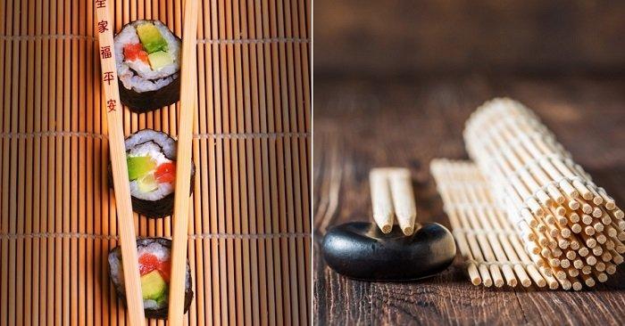 поделки из палочек для суши