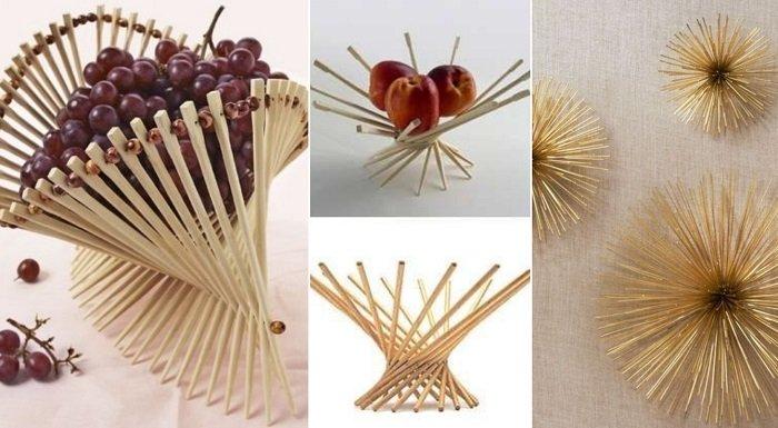 палочки для суши своими руками
