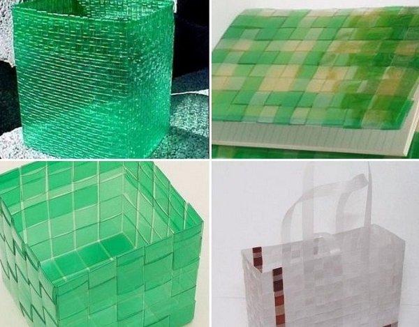поделки из пластиковых бутылок своими руками