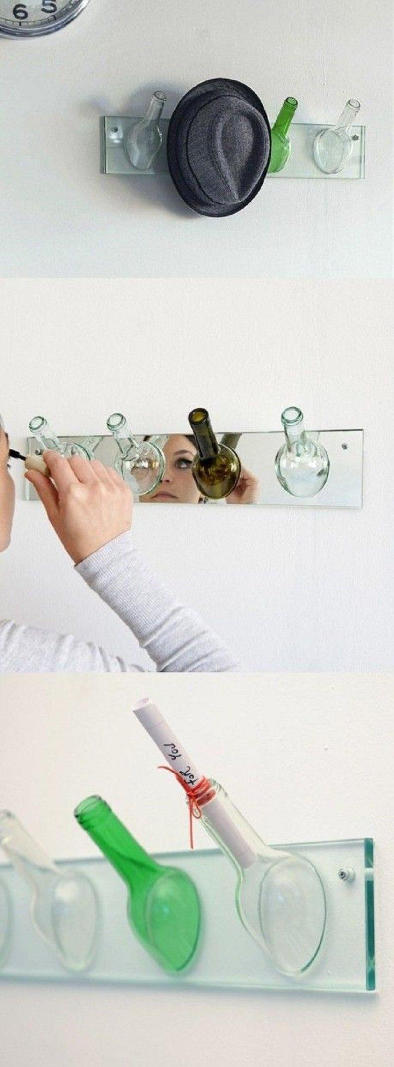 как сделать из бутылки