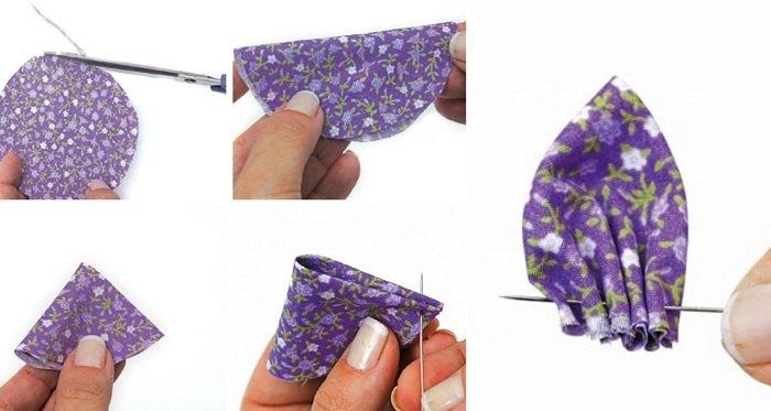 что можно сделать из остатков обивочной ткани