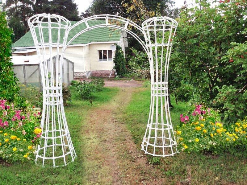 арки для сада