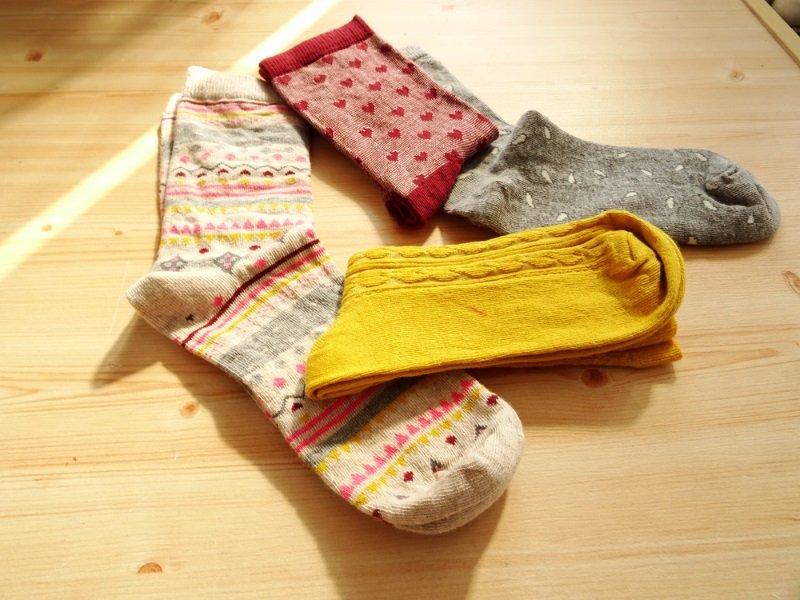 в каких носках лучше спать