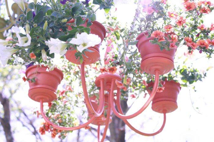 подставки для цветочных горшков