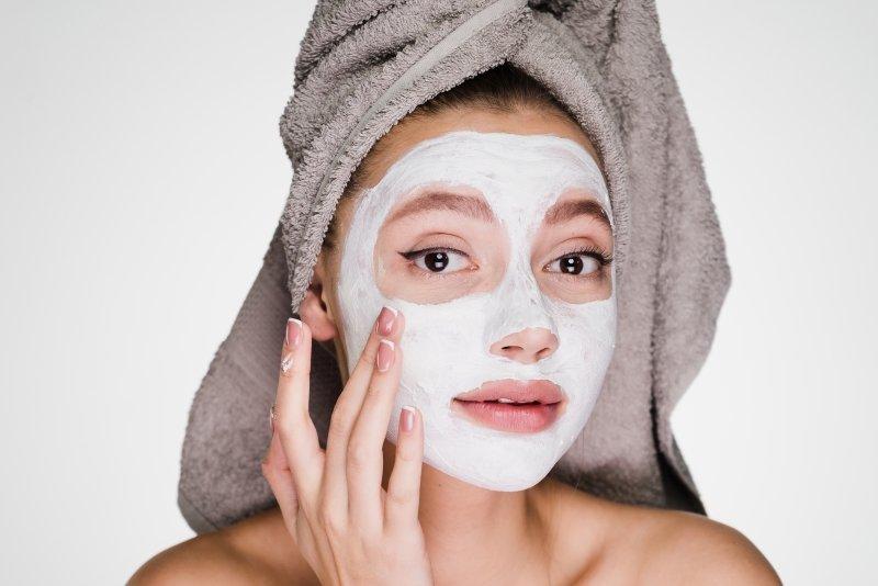 маски для дряблой кожи лица и шеи