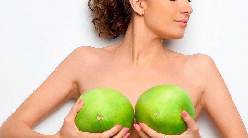 Самое эффективное домашнее средство для увеличения груди