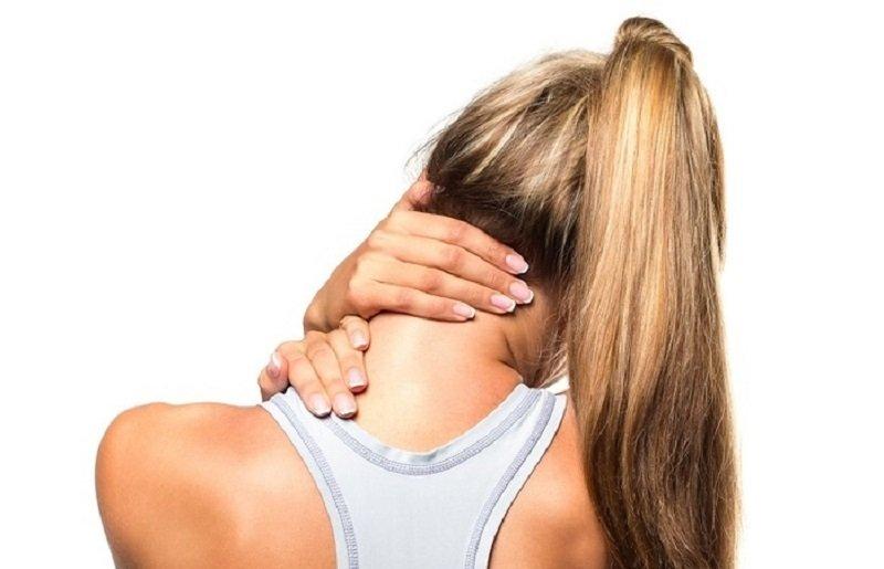 устранить зажимы шеи