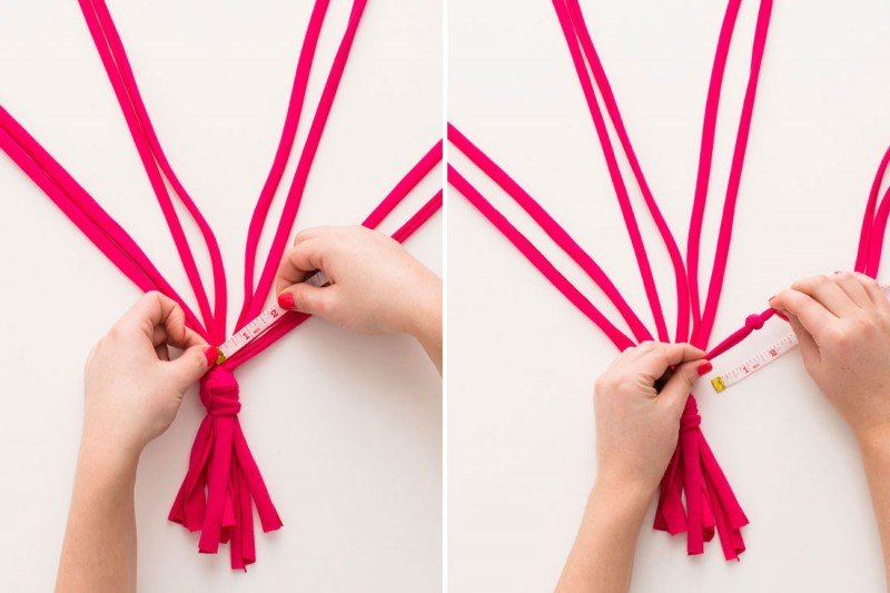 как сделать подвесное кашпо для цветов своими руками