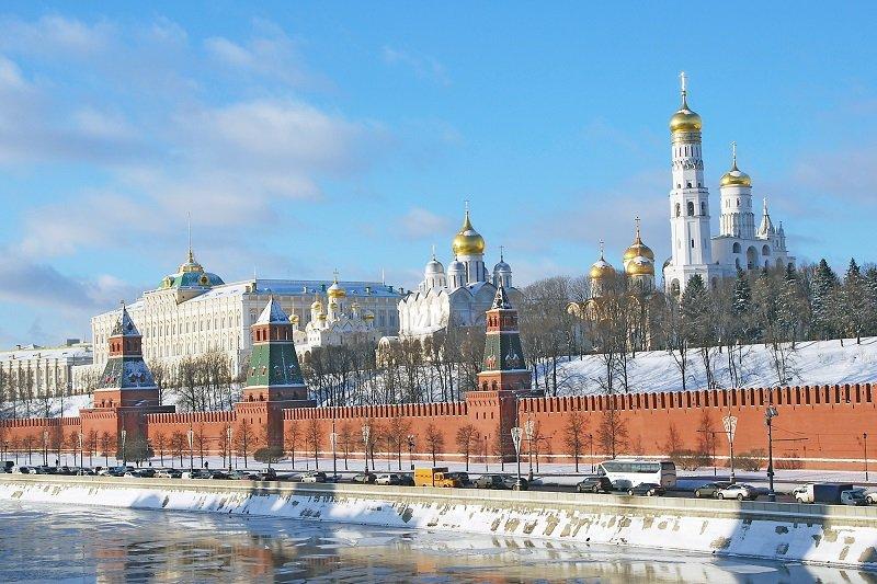 погода зимой в россии