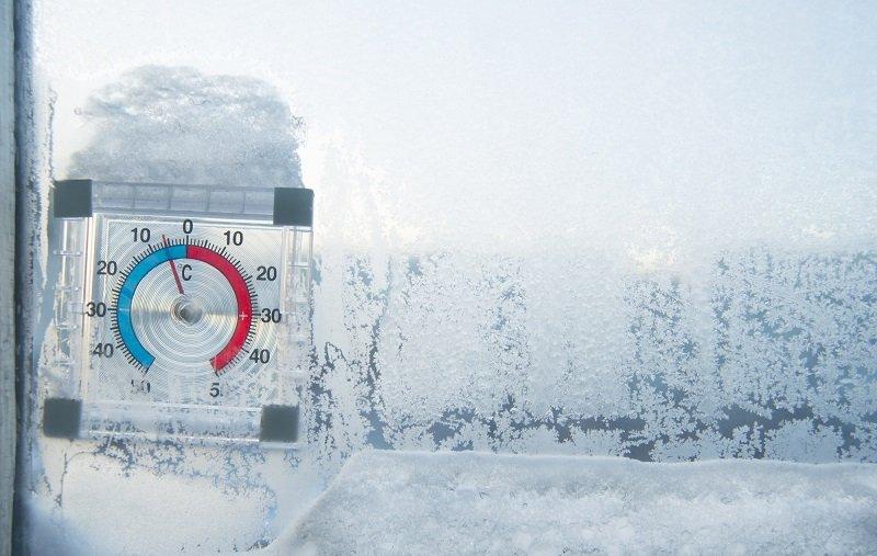 погода зимой 2020 в россии