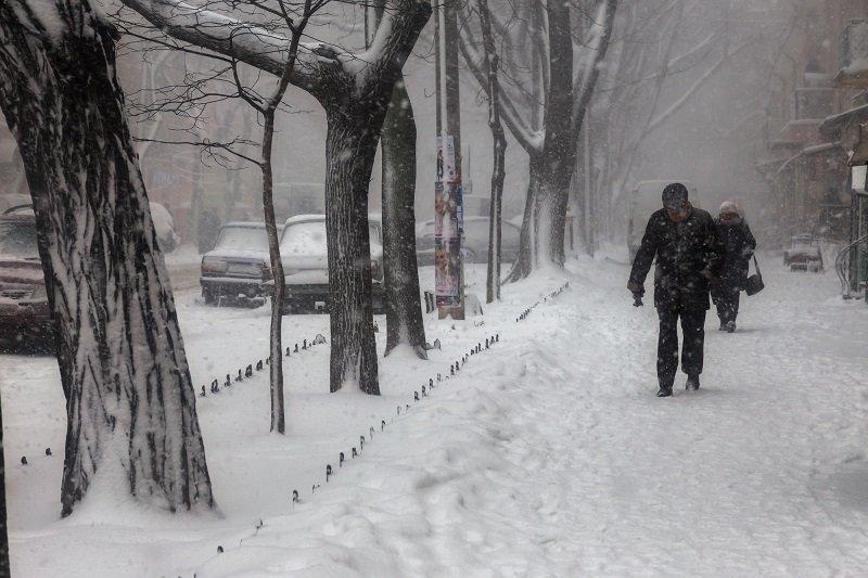 прогноз погоды на зиму 2020 в россии