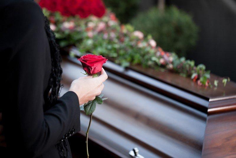 погребальный обряд