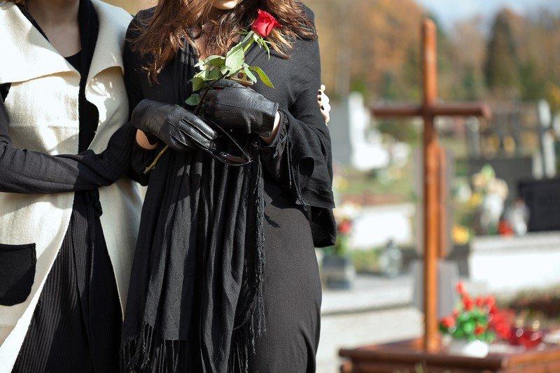 похороны приметы обычаи