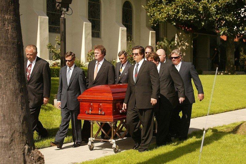 похороны приметы и поверья