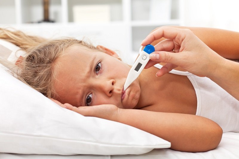 показатели крови у детей