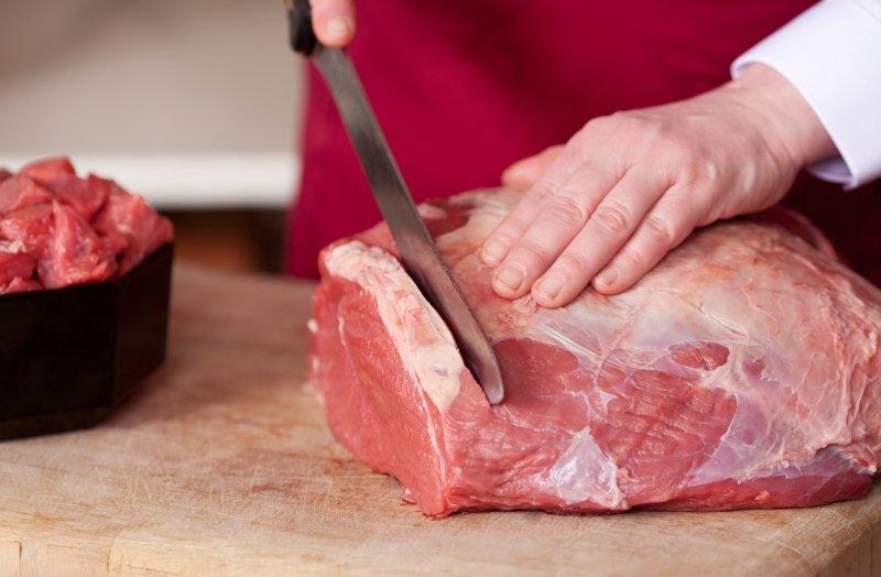 покупка мяса