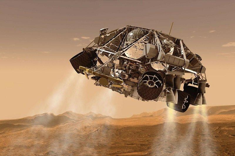 Почему люди не задержатся на Марсе надолго Вдохновение,Звезды,Мечты,Наука,Развитие,Солнце,Физика,Человек
