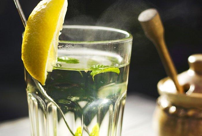 zdravé nápoje doma