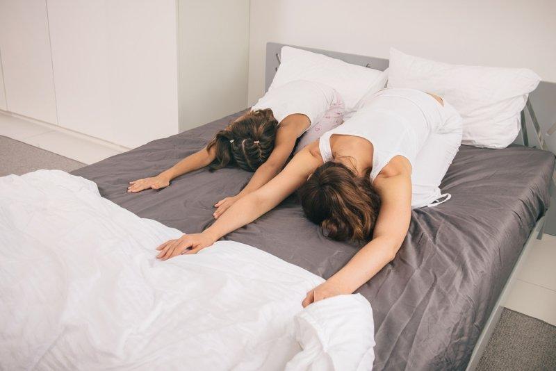 упражнения при боли в спине и пояснице