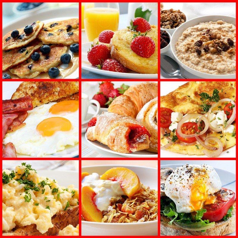 полезные завтраки на каждый день рецепты