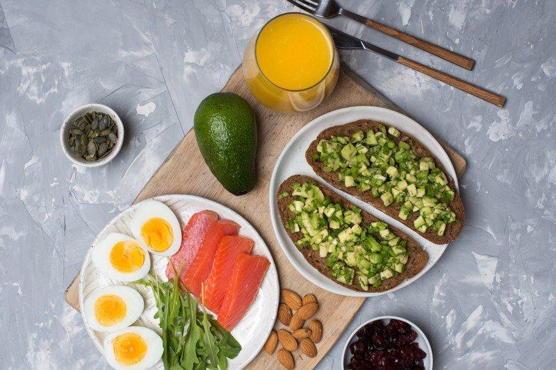 вкусные и полезные завтраки на каждый день