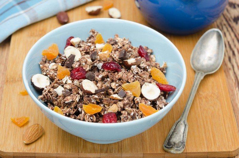 полезные завтраки рецепт