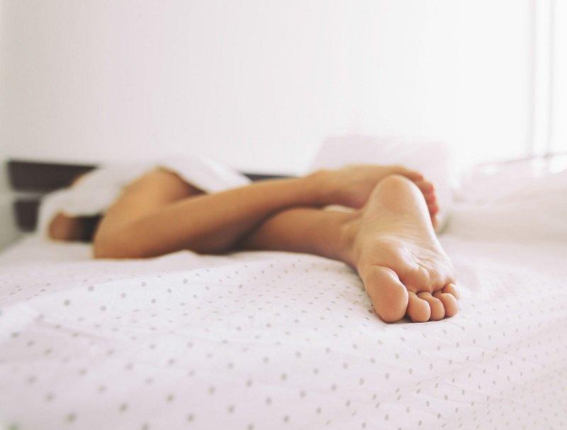 спать без одежды
