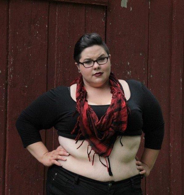 Толстые женщины с очень большими животами фото 359-824