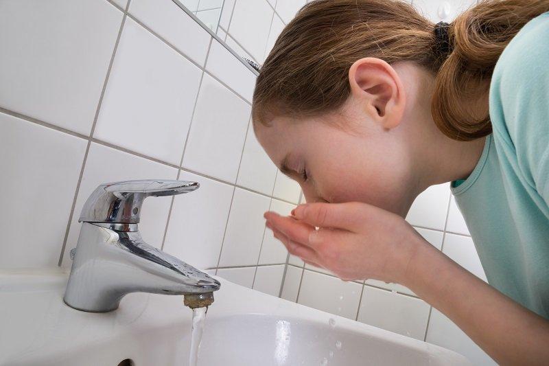 полоскание запах изо рта