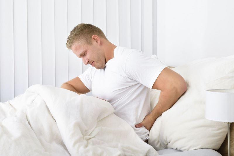 положение для сна