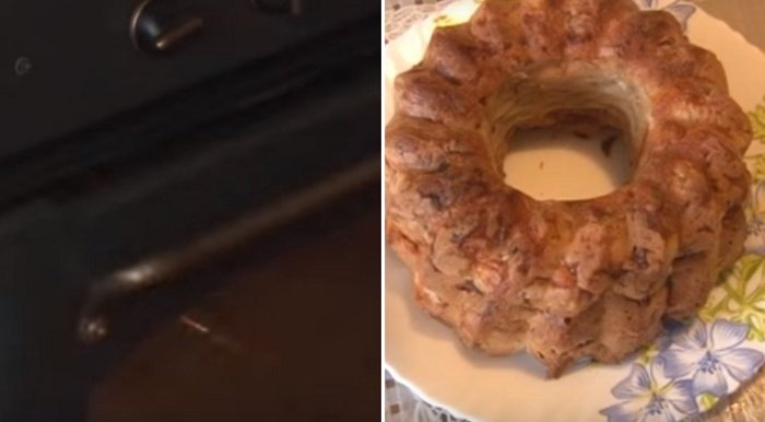 польский мясной пирог