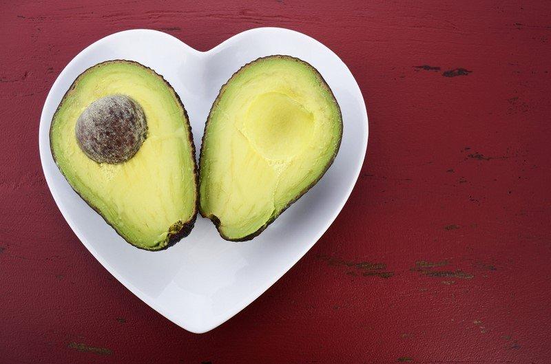 польза авокадо для желудка