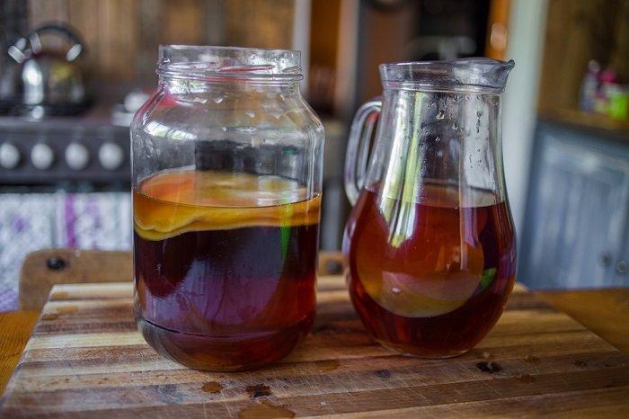 чайный гриб рецепт