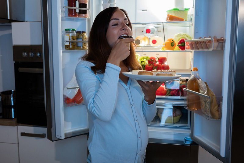 продукты с фолиевой кислотой для беременных