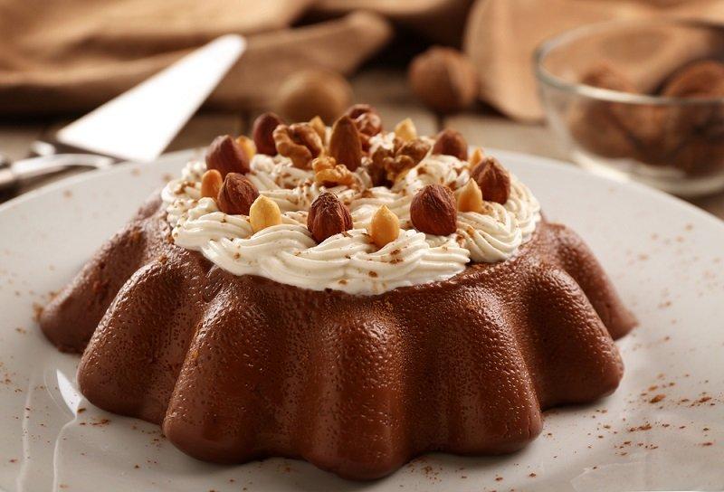 торт с арахисом рецепт