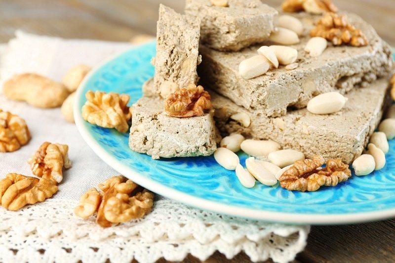 польза грецких орехов с медом для мужчин