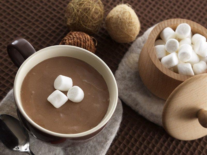 польза какао