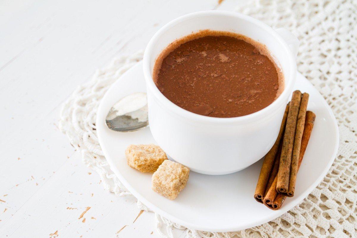 зачем пить какао женщинам