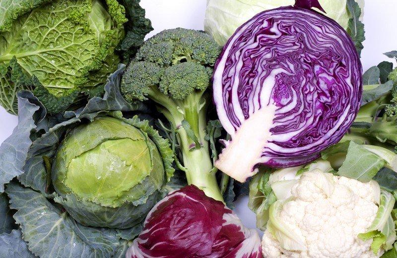 польза капусты для организма